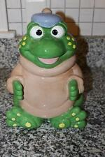 ALCO FROG  COOKIE JAR.