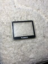 Canon EOS 1000D Rebel XS Plastic LCD Window Cover Part US Seller