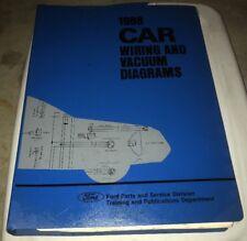 FORD    LTD    CROWN       VICTORIA       VACUUM       DIAGRAMS      eBay