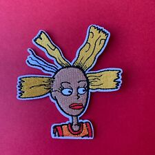 RETRO 1990S RUGRATS ANGELICA DOLL CYNTHIA  EMBROIDERED PATCH SEW IRON ON