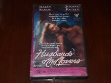 Husbands And Lovers VHS 1990s Thriller Village Roadshow Home Video PAL