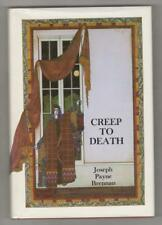 Creep to Death by Joseph Payne Brennan (First Edition) Limited Signed
