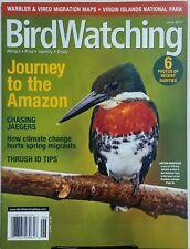 Bird Watching June 2017 Journey To The Amazon Kingfisher Brazil FREE SHIPPING sb