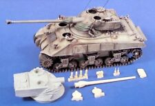 Verlinden 1/35 Egyptian / Israeli IDF 75mm AMX-13 Sherman Turret Conversion 546
