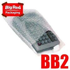 200 x #02 Bubble Wrap Bags Pouches 215x300mm Bubblewrap Bubblebags