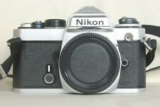 Nikon FE 35mm SLR Film Camera Body Only - SHUTTER SPEEDS ERRATIC