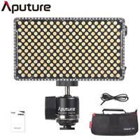 Aputure Amaran AL-F7 256 LED Bi-Color Dimmable Led Video Light 3200-9500K CRI95+