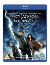 Percy Jackson and The Lightning Thief DVD Region 2