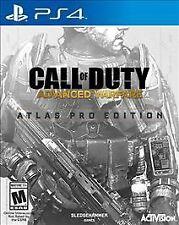 Call of Duty: Advanced Warfare -- Atlas Pro Edition (Sony PlayStation 4, 2014)