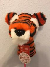 Daphnes Tiger Head Cover for Hybrid/Utility