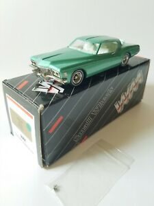 Western Models 1972 Buick Riviera, 1/43 Scale. EXTREMELY RARE near mint!