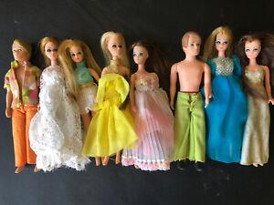 Topper Dawn Doll Lot Of Boys And Girls Topper Boys Mattel Dolls