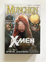 Munchkin: X-Men Edition Card Game Steve Jackson Games USAopoly Marvel