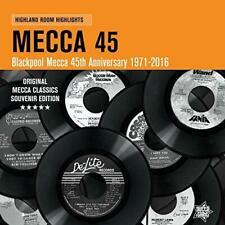 MECCA 45–  NORTHERN SOUL CLASSICS LTD ED VINYL LP  (NEW/SEALED)