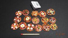 Pizza miniature vendue à l'unité