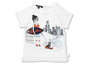 DKNY Donna Karan New York T-Shirt  Größe 80, 86, 92, 98 Sommer 2015 NEU UVP 30 €
