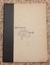 Jerome Bosch by F. M. Godfrey (Hardcover)