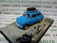 JB36 voiture 1/43 IXO 007 JAMES BOND : ZAZ 965 A Goldeneye