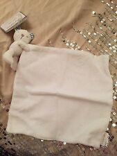 BRAND NEW Teddy Blankie With Love-Extra Soft Toy -IDEAL NEW BORN/BABY GIFT-BIEGE
