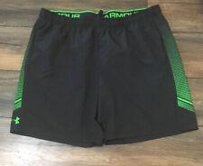 Under Armour Heatgear Performance Shorts Men's Loose Fit Short Size XXL