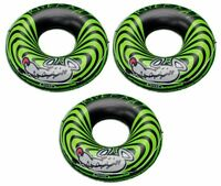 3-Pack Intex River Rat 48-Inch Inflatable Tubes For Lake/Pool/River | 3 x 68209E