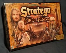 STRATEGO THE LORD OF THE RINGS TRILOGY EDITION MILTON BRADLEY 2005