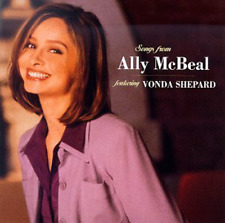 Songs from Ally McBeal featuring Vonda Shepard - CD