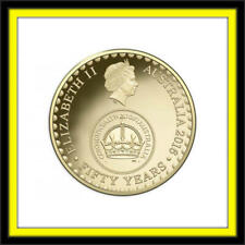 """2016 $2 """"50 YEARS OF DECIMAL CURRENCY"""" PROOF COIN  """"STUNNINGLY RARE"""""""