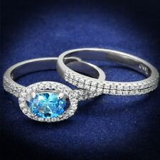 Engagement Oval Costume Rings
