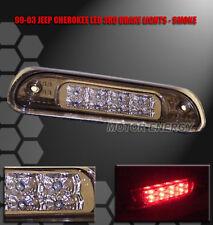 99-04 JEEP GRAND CHEROKEE LED THIRD 3RD BRAKE LIGHT SMOKE LAREDO OVERLAND SPORT