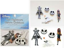DISNEY DRESS IT UP BUTTONS  - THE NIGHTMARE BEFORE CHRISTMAS - 3 BUTTONS