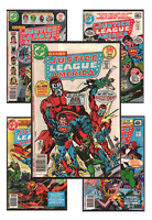 Justice League of America #141-200 VF/NM 9.0+s 1977-1982 DC Comics Back Issue