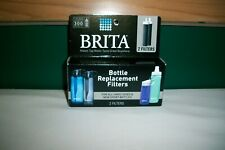 Brita Replacement Water Bottle Filter 1 Pack Opened Box (unused ~ still sealed)