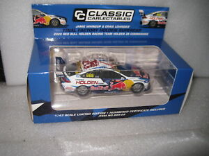 CLASSIC 1/43 HOLDEN COMMODORE 2020 WHINCUP LOWNDES BATHURST FINAL FACTORY 888-28