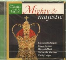 Various Classical(CD Album)Mighty & Majestic-New