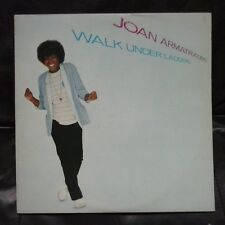 "Joan Armatrading ~ "" WALK UNDER LADDERS "" ~ Vinyl LP ( 12-Inch ) 33 RPM."