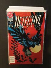 Batman Detective Comics Lot Of 20 Books, #s 651-666 With Some Doubles