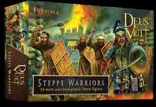 STEPPE WARRIORS - DEUS VULT - FIREFORGE GAMES - 28MM