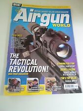 AIRGUN WORLD Magazine - April 2014 + Glossy Illustrated - Gun Enthusiast Reading