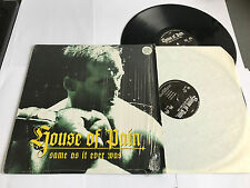 HOUSE OF PAIN Same As It Ever Was XL LP + 12 RARE 1994 UK EX-