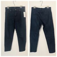ed82258cd894ae KAREN KANE Black Dark Rinse Jeggings Leggings Skinny Jeans Sz 2 $79 ...