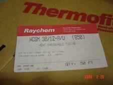 Raychem WCSM 38/12-A/U Heavy Wall Heat Shrink Tubing