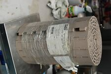 """Rexnord Matop Chain, Lf4705-14, 1 1/2"""" Pitch, 14"""" x 10' New"""