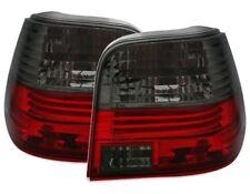 Rückleuchten VW Golf 4 97-03 Rot Schwarz von Depo Heckleuchten Tuning GTI R32