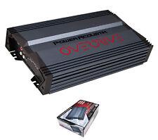 Power Acoustik 3500 Watt Class D Full Range Monoblock Amplifier Od1-3500D