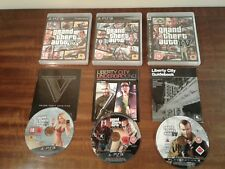 PlayStation 3 ps3 Grand Theft Auto 4 5 Episodios De Liberty City Gta V Iv