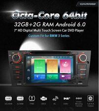 XTRONS PB7690BAP ANDROID 6 AUTORADIO CAR DVD PLAYER NAVI GPS x BMW SERIE 3 E90