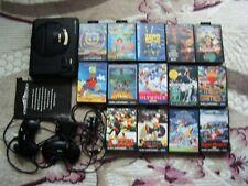 Sega Mega Drive Konsole+SPIELE
