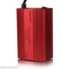 12v MAINS ELECTRIC POWER INVERTER & 5v USB CAR CHARGER 240v AC 300W EU SOCKET