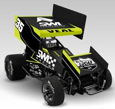 JAMIE VEAL SWI 35 AUSTRALIAN R&R SPRINT CAR 1:18 GMP WORLD OF OUTLAWS OPEN WHEEL